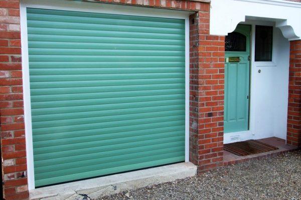 chertwell green roller garage door