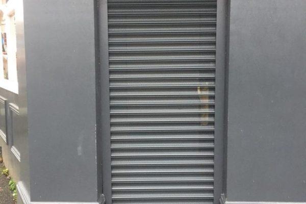 shopfront door