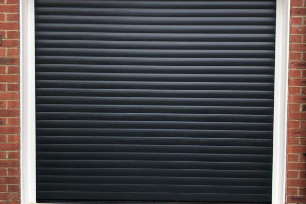 insulated garage door supplied and fitted in crook
